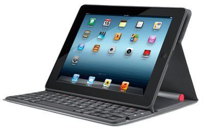 Logitech solar keyboard folio news