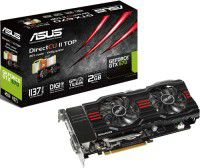 Mini asus GTX 670 DirectCU II TOP