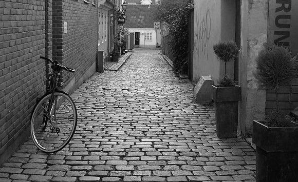 Aalborg rue velo