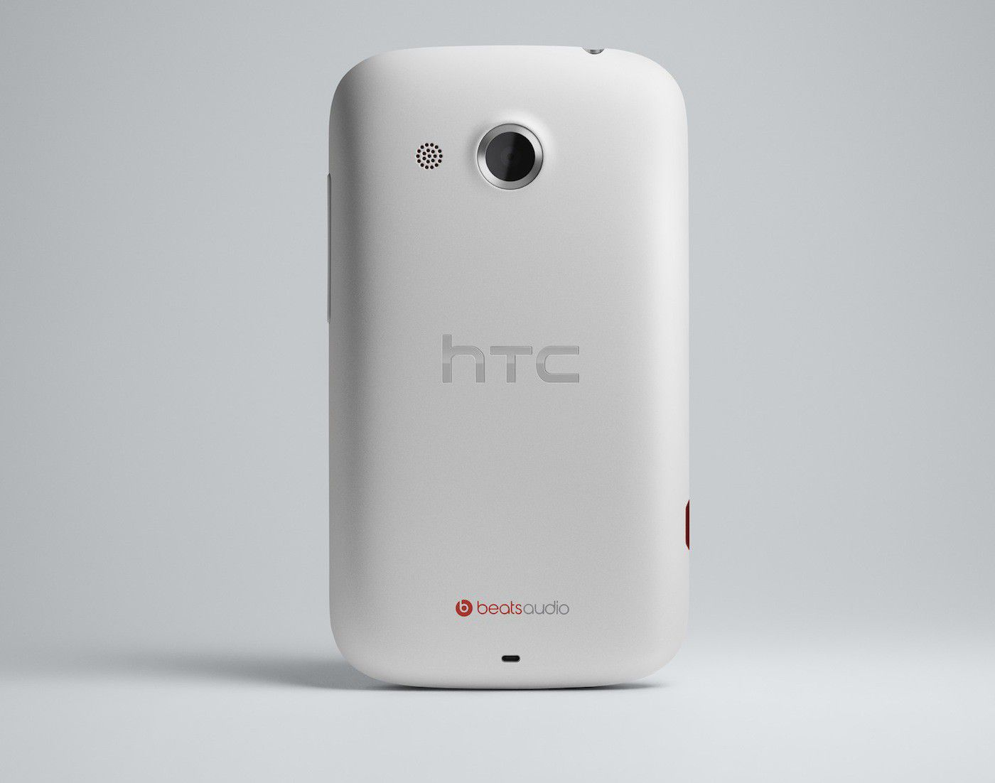 HTC Desire C blanc
