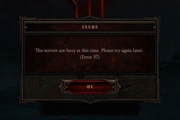 Diablo 3 error75