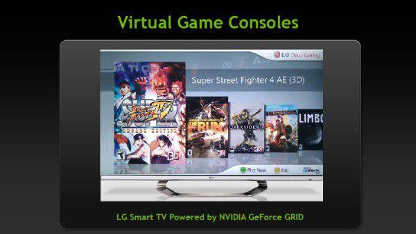Nvidia grid lg games