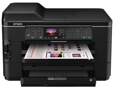 Epson wf 7525