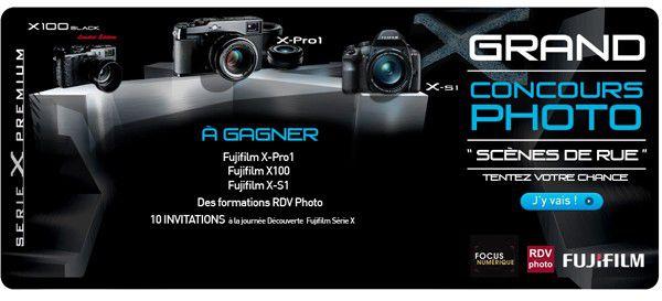 Concours Fujifilm