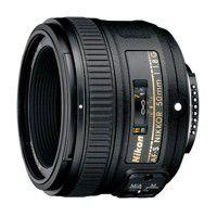 Nikon 50 mm f/1,8
