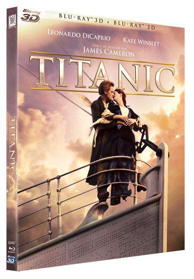 3D Titanic 3DBD FR V2