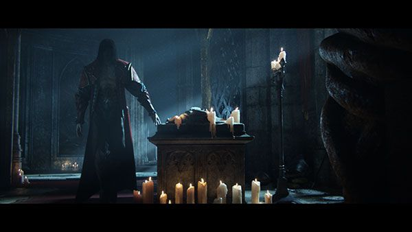Castlevania Lords of Shadow 2 TrailerE32012 01