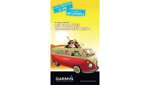 Garmin offre 30 euros sur ses GPS cartes à vie, 100 euros sur le zumo