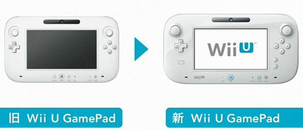 Wii U Gamepad Before After