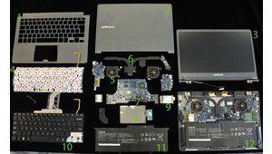 Samsung met en pièces sa Série 9