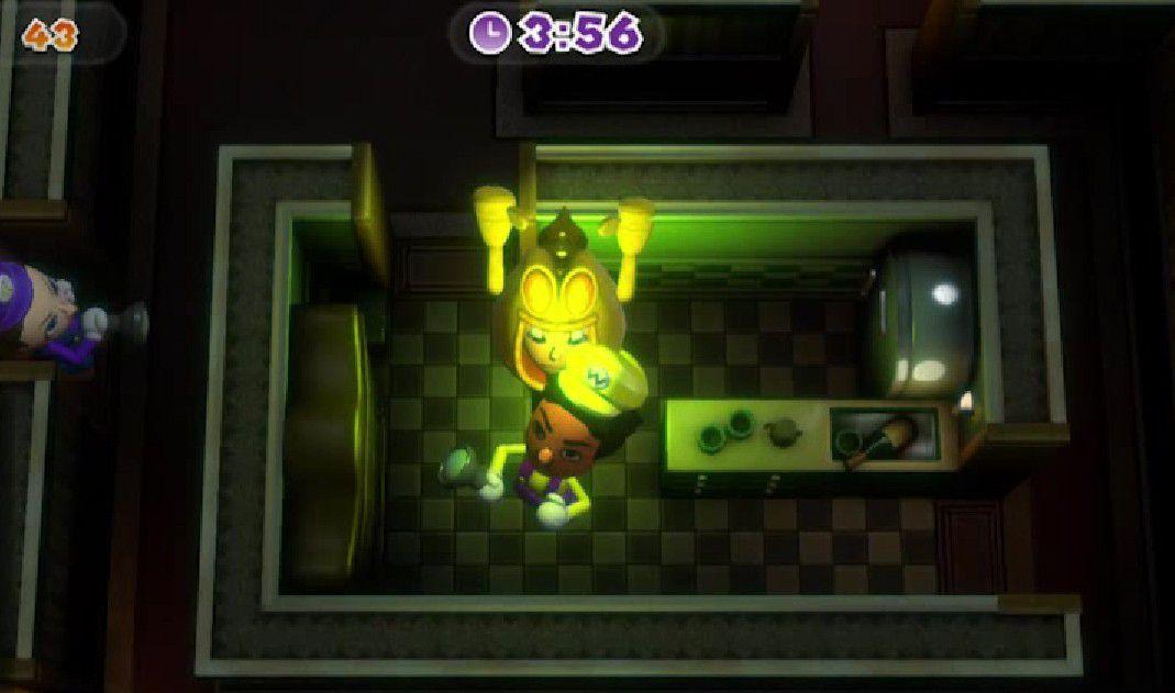 Luigi s mansion ghost