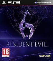 Resident Evil 6 PS3 180px