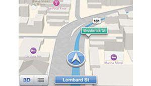 Apple choisit TomTom pour l'appli Maps d'iOS 6