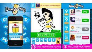 Draw Something, le nouveau jeu à succès qui relaie Angry Birds