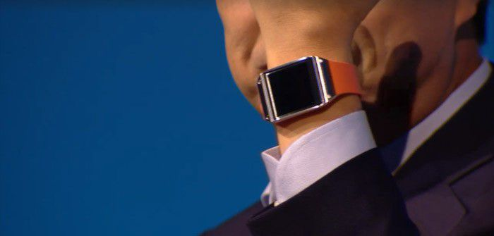 Samsung ifa galaxy gear 2