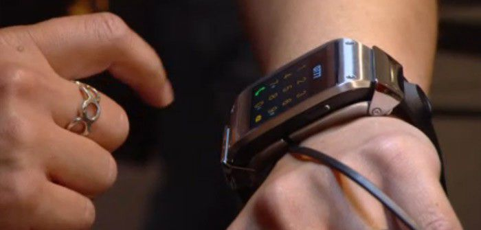 Samsung ifa galaxy gear 5