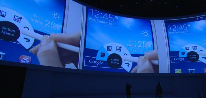 Samsung ifa note3 pen