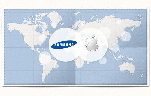 WORLDMAP SAMSUNGAPPLE