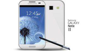 Samsung Galaxy Note 2 : écran 5,5