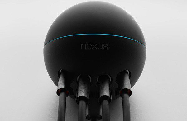Nexus Q cable