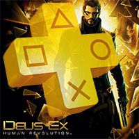 PlayStation Plus Deus Ex HR