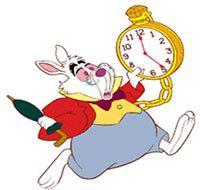 Lapin Alice en retard 200px