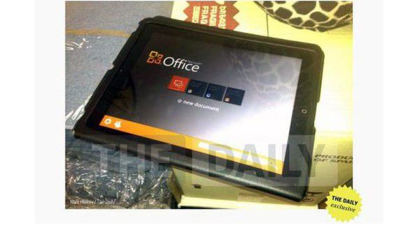 ios ipad office microsoft