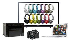 Cette semaine : Pentax K-30, Urbanears Plattan, MacBook Air 13 pouces