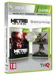 Metro 2033 + Darksiders