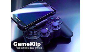 GameKlip : fixez votre smartphone à votre manette PS3 !