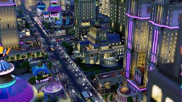SimCity Las Vegas 600px