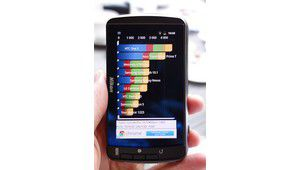 Nikon S800c : appareil photo sous Android