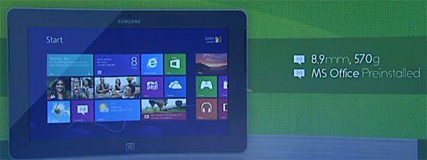 Samsung ativ tab2