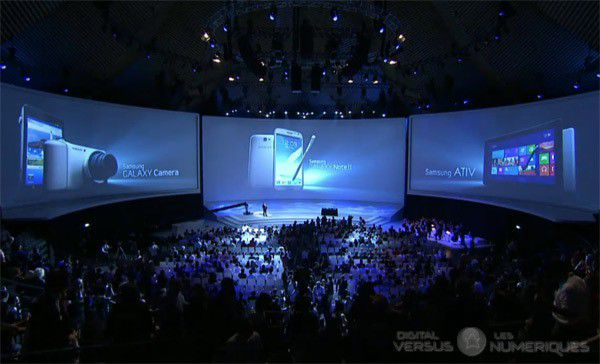 Samsung ifa 2012