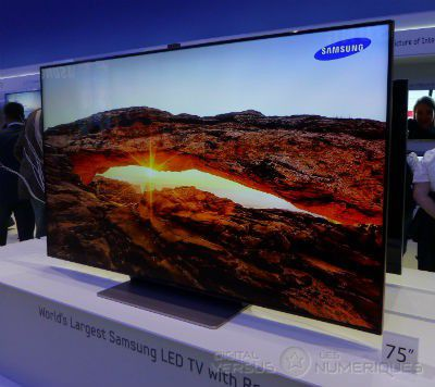 Samsung UE75ES9000 lateral small