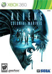 Aliens : Colonial Marines XBOX 360
