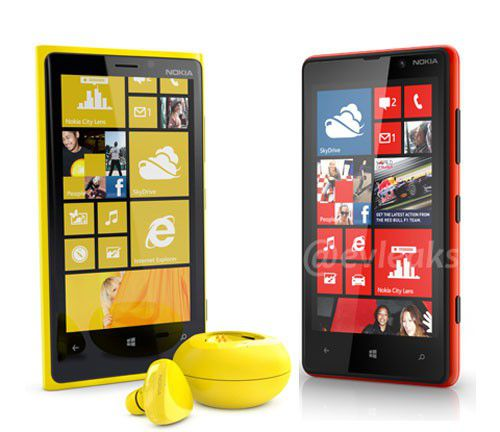 Nokia lumia 920 820 windows phone 8 pureview 4