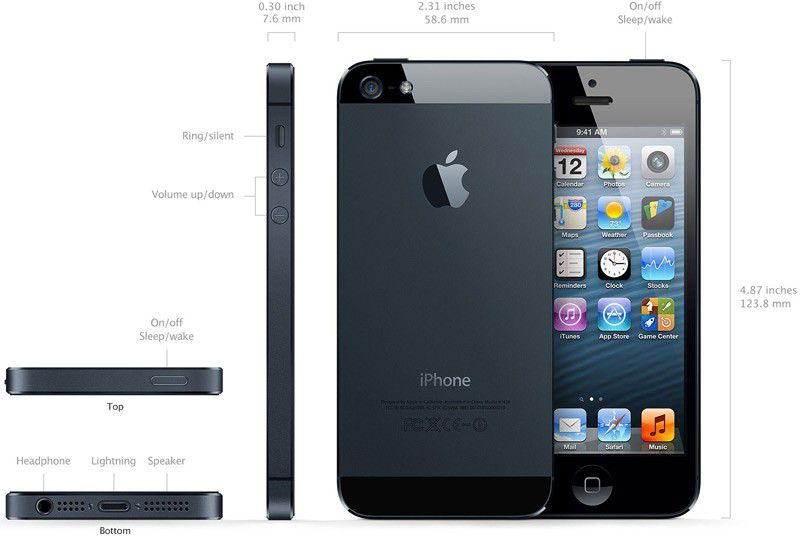 Iphone5 apple