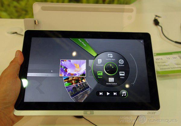 Acer iconia w700 ring