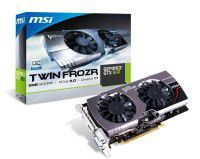 Msi gtx 660 twin frozr oc