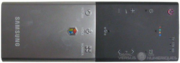 Ps64e8000 telecommande