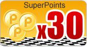 Priceminister x30superpoints