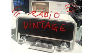 La Factory 2012 : la radio vintage de Philips