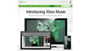 Xbox Music, le service de musique de Microsoft sous Windows 8