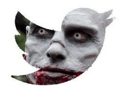 Twitter zombie