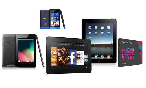 ipad mini windows 8 kindle 8X lumia