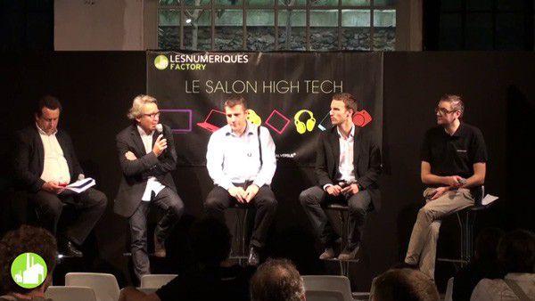 La Factory 2012 : conférence quel avenir pour le compact numérique ?