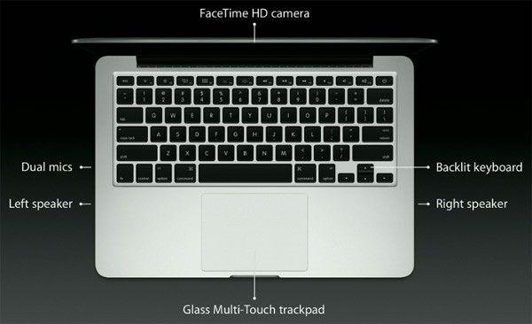 Macbook 13 pro clavier