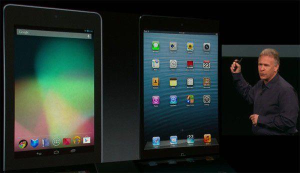Nexus ipad mini