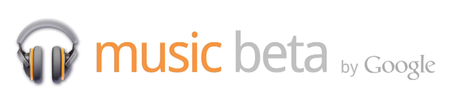 Logo musicgooglebeta